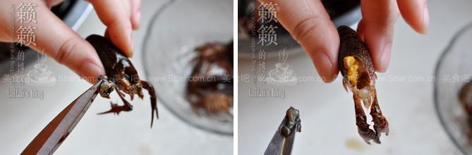 油焖小龙虾