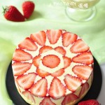 草莓乳酪蛋糕(甜品点心)
