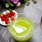 黄瓜樱桃汁
