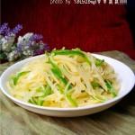 炒洋芋(解密舌尖三餐美食)