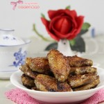 无油脆皮煎烤鸡翅(电饼铛菜谱)