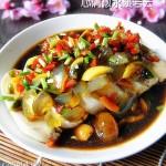 剁椒皮蛋豆腐(夏日凉拌菜)