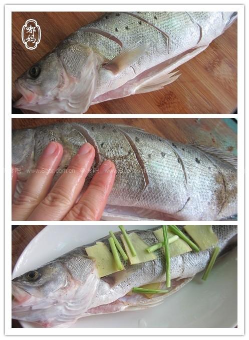 5分钟清蒸鲈鱼