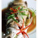 5分钟清蒸鲈鱼(解密舌尖三餐)