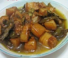 香叶红烧肉
