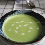 豌豆浓汤(早餐菜谱)