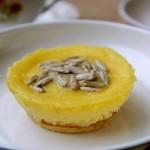 香草奶油芝士蛋糕(甜品点心)