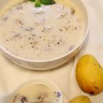 奶油蘑菇汤(西式浓汤)