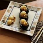 墨魚仔壽司(早餐菜譜)