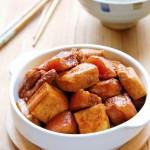 干子烧肉(百吃不腻家常菜)