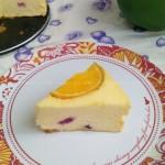 反转香橙酸奶蛋糕(甜品点心)
