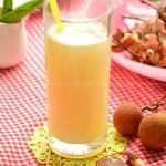 荔枝苹果汁