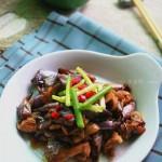 蚝油烧茄子(护目小炒)