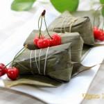鲜肉粽(包粽子的方法与步骤)