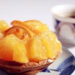 君度柳橙塔(甜品点心)