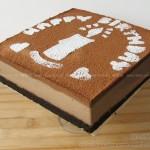 巧克力慕斯(不需要烤箱的蛋糕)