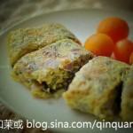 洋葱厚蛋烧(早餐菜谱)