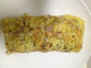 洋葱厚蛋烧