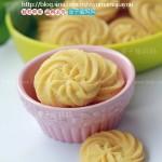 黄油曲奇(甜品点心)