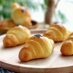 黄油面包卷(早餐菜谱)