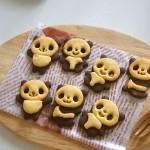 熊猫饼干(甜品点心)