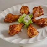 香烤翅根(空气炸锅菜谱)