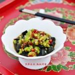 剁椒皮蛋(夏季凉拌菜)