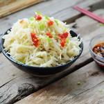 洋芋擦擦(陕北特色小吃)