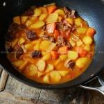 番茄土豆烧牛腩