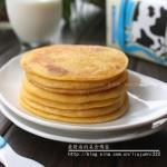 牛奶玉米饼(十分钟快手营养早餐)