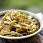 海米花菜干