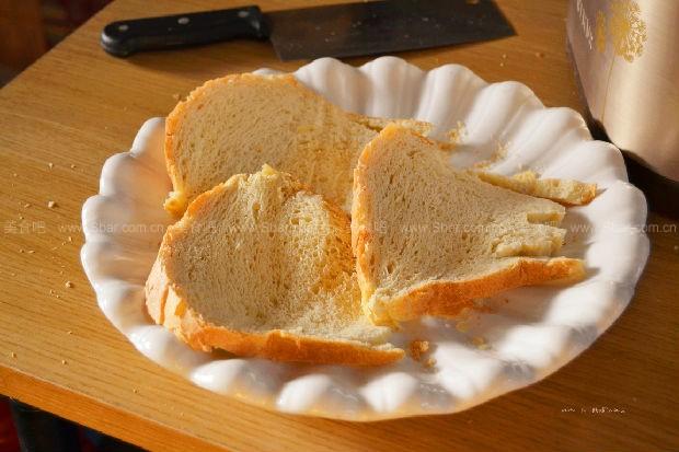 一键式杏仁面包