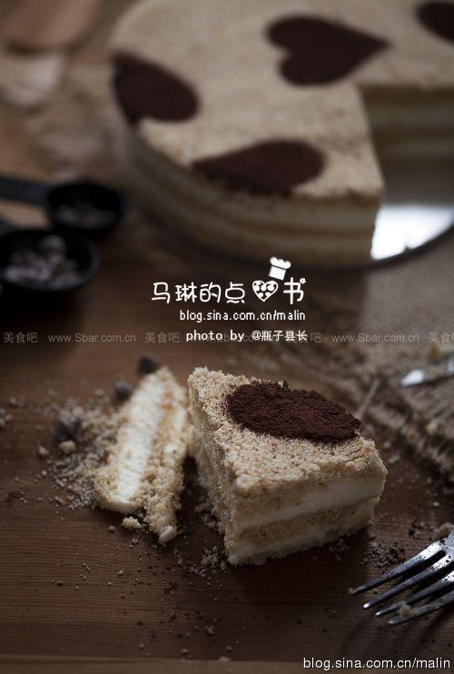 消暑木糠蛋糕