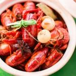 潜江五七油焖大虾(清理小龙虾高招)