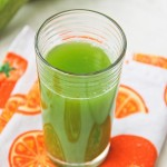 黄瓜汁(清新爽口又润肤)