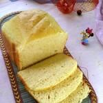普通三明治面包(面包机食谱)
