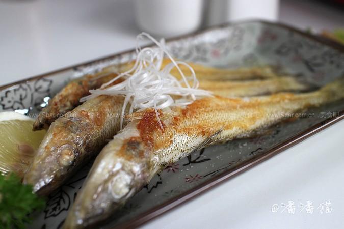 香煎沙丁鱼