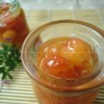 自制樱桃糖水罐头
