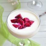 火龙果酸奶(面包机食谱)