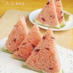 西瓜吐司(面包机食谱)