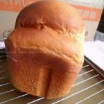 牛奶白吐司(面包机食谱)