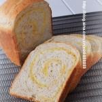 全麥椰蓉面包(面包機食譜)