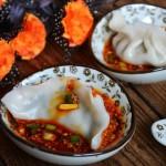 婆婆丁水饺(早餐菜谱)