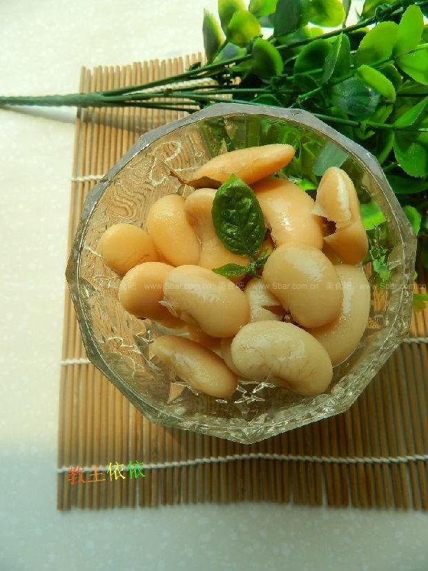 卤煮白芸豆