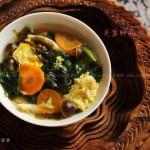 芙蓉鮮蔬湯(5分鐘快手湯)