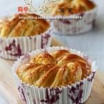 奶香椰蓉卷(早餐菜谱)