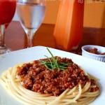 番茄肉醬意面(早餐菜譜)