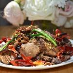 干煸牦牛肉(世界杯下酒菜)