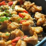 香滑蒸鸡翅(清蒸菜)