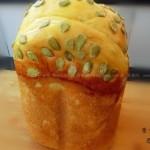 南瓜土司(面包机食谱)